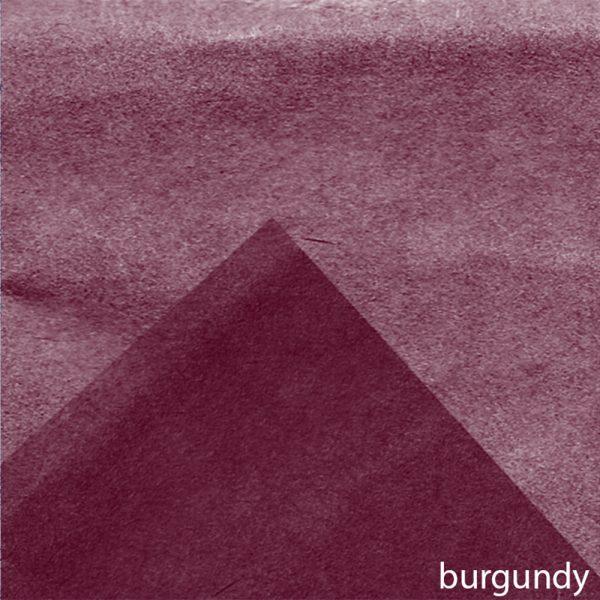 Hartie de matase BURGUNDY