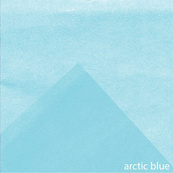 Hartie de matase ARCTIC BLUE